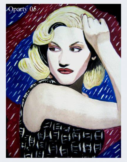Gwen Stefani por paveloparty